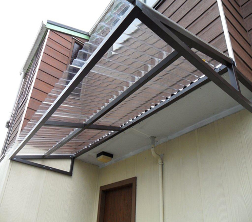 Harga Canopy Polycarbonate Cahaya Interior