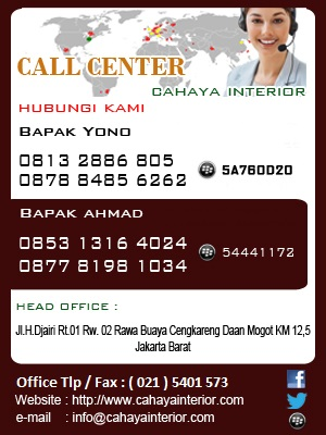 DESIGN-CALL CAHAYAINTERIOR