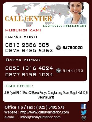 DESIGN-CALL CAHAYAINTERIOR